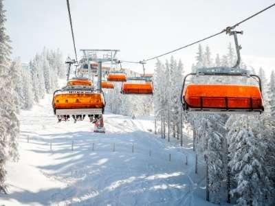 Zakopiańskie stoki narciarskie